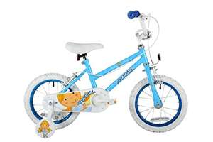 14 inch girls bike £39.99 prime only poss £34.99 when you download the app @ Amazon
