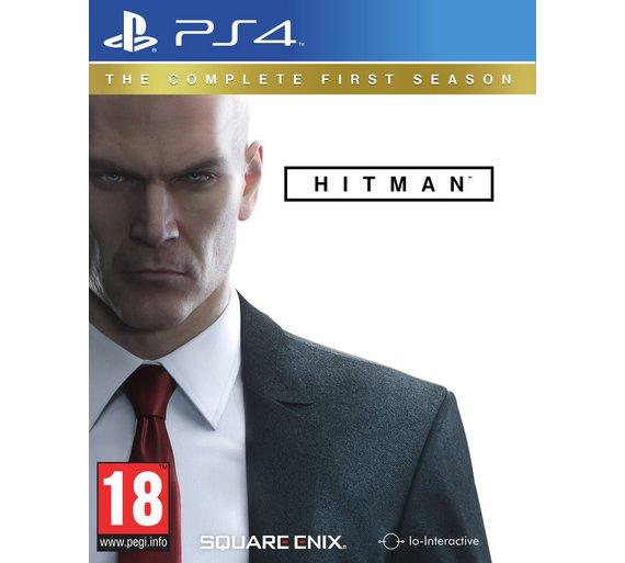 Hitman PS4 & XB1 £18.49 @ Argos