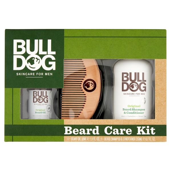 Bulldog Skincare for Men Beard Care Kit £8 @ Sainsbury's
