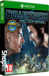 Bulletstorm: Full Clip Edition + Duke Nukem DLC (PS4 & Xbox One) £9.85 Delivered @ Shopto