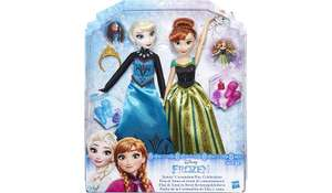 Asda Has Some Toys On Sale In Addition To Their 3 for 2 Offer e.g Disney Frozen Sisters Coronation Day Celebration £19.97