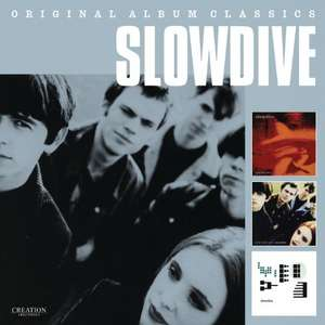 Slowdive Original Album Collection only £8.99 delivered @ Amazon/Prime, £10.98 Non-Prime.
