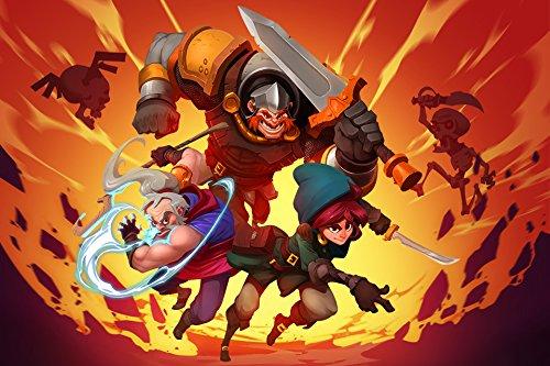 Has Been Heroes £7.49 at Amazon.com Nintendo Switch (digital code)