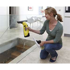 Karcher WV2 premium from £62.98 down to £30 at Homebase
