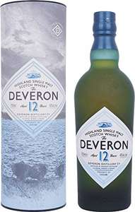 Macduff The Deveron 12 Year Old Single Malt Scotch Whisky 70 cl £24.99 @ Amazon
