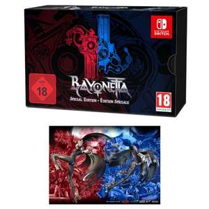Bayonetta Special Edition + Poster [Switch] £69.99 @ Nintendo store