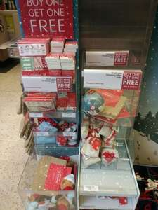 Waitrose Stocking Filler Gifts half price AND buy one get one free