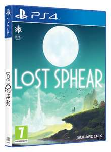 Lost Sphear (PS4) £29.99 @ Grainger games