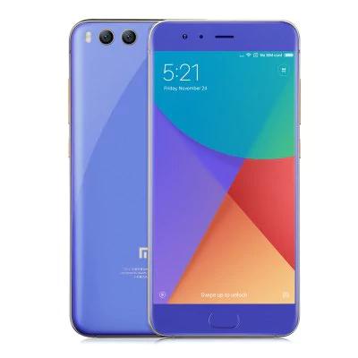 Xiaomi Mi 6 4G Smartphone in Blue - Snapdragon 835 / 4GB RAM / 64GB ROM MIUI 8 Splash Resistant International Version £277.74 @ GearBest