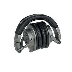 Audio Technica ATH-M50XGM £109 Amazon Gun Metal Grey inc Hard case £109 @ Amazon