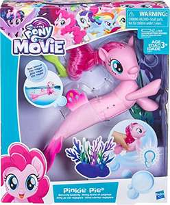 My Little Pony The Movie Pinkie Pie Swimming Seapony Playset £6.30 @ Amazon with Prime