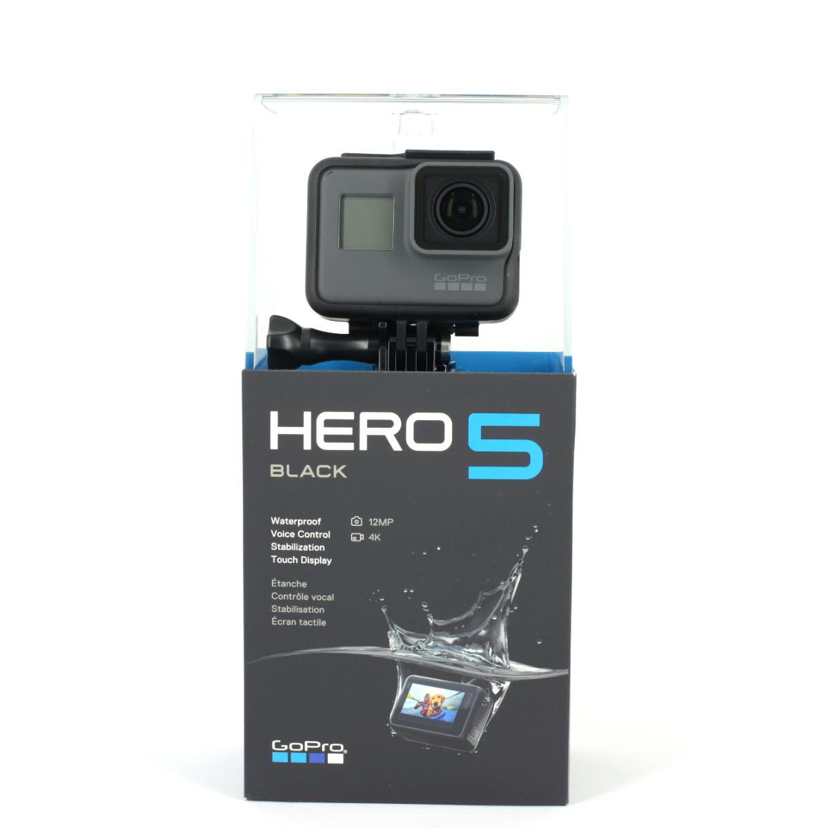 GoPro Hero 5 Black £240 @ eglobalcentral