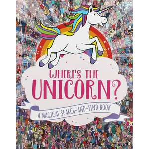 Wheres the Unicorn - A Magical Search and Find book £3 @ The Works