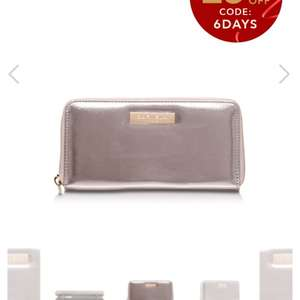Carvela zip purse down to £11.25 on shoeaholics