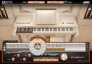 Toontrack EzKeys Pipe Organ full VST reduced from £112.00 for a limited time - now £25.94 @ Pluginboutique