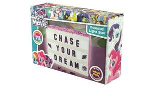 My Little Pony Light Box £6 @ Asda - Free C+C