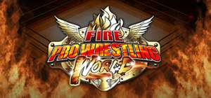 Fire Pro Wrestling World on PC 33% off on Steam