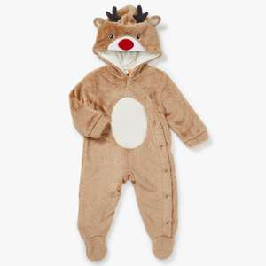 Baby Dress Up Sleepsuits £9 (+£2 c&c) reduced to clear @ John lewis