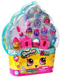 Shopkins Cupcake Queen Sprinkles Party 12 Pack £7 at Tesco instore and direct click n collect