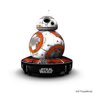 Star Wars BB-8 App Enabled Droid with Force Band Bracelet by Sphero £99.96 @ Amazon - Prime Exclusive