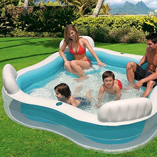 Intex Swim Centre Family Pool with Seats £13.61 @ Amazon Prime / £18.36 non-Prime