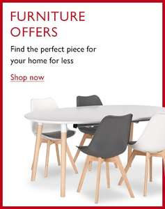 Large discounts on various items of furniture John Lewis - Reductions up to 80%