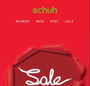 SCHU SALE NOW ON