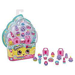 Shopkins Cupcake Queen Sprinkles Party 12 Pack £7.00 C&C at local Tesco.