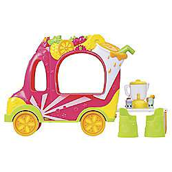 Shopkins Shoppies Smoothie Truck Playset £6.50 C&C at your local Tesco