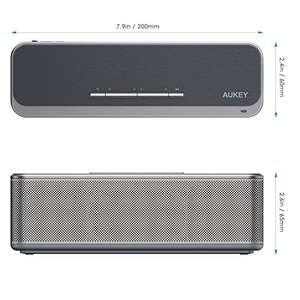 AUKEY Bluetooth Speaker - Deal of the Day @ Amazon £23.99