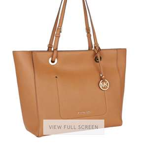 Michael Kors Walsh Large Saffiano Leather Tote Bag (Acorn) £134.95 at Harrods
