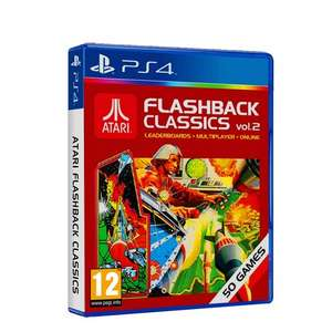 Atari Flashback Classics Vol 2 PS4 £7.99 C+C @ smyths