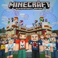 Minecraft Birthday Skin Packs (1st,2nd,3rd &4th Birthdays) for PS3,PS4 & Vita