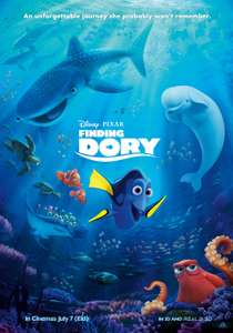 Finding Dory £3.99 @ itunes