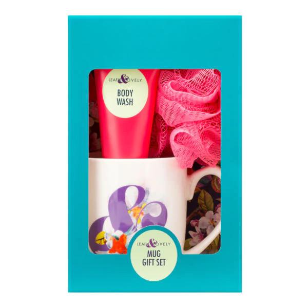 Superdrug Leafy & Lovely Mug and Toiletry Gift Set £2.50 @ Superdrug