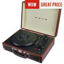SAVE 15% on all turntables at Argos