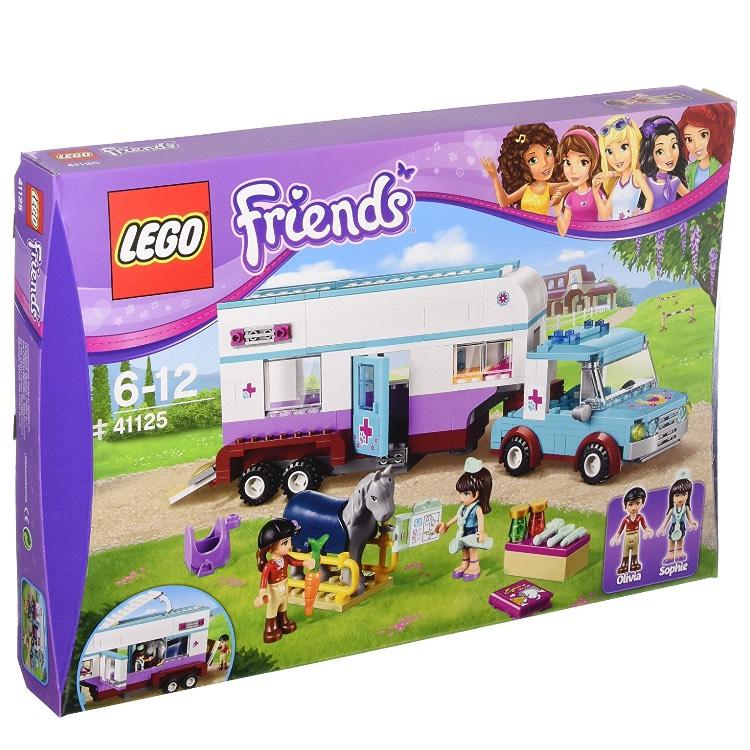 Lego Friends Horse Vet Trailer £25.43 Amazon