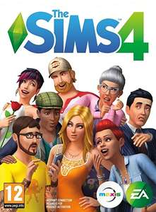 The Sims 4 - Standard Edition [PC Code - Origin], £17.50 (Prime) / £19.49 (non Prime) at Amazon