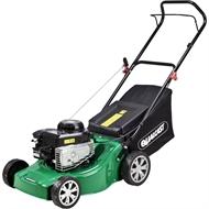 Qualcast 125cc Push Petrol Rotary Lawn Mower - 41cm £50 instore @ Homebase