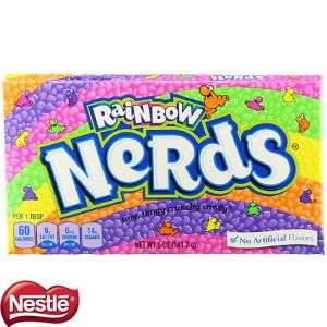 Wonka Rainbow Nerds (Case of 12 Boxes)@ £11.88 Home Bargains - Free C&C