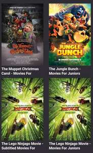 Cheap Movies For Kids Throughout Christmas Inc. Christmas Eve. @ Cineworld