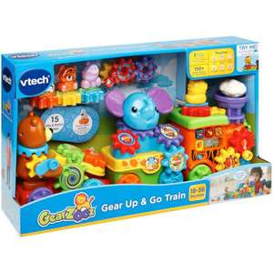 Vtech Gear up and Go Train reduced to £17.96 in store at Costco