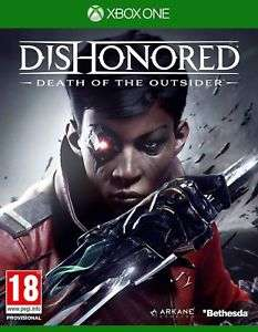 Dishonored Death of the outsider (XB1) £7.99 @ ebay via bossdeals