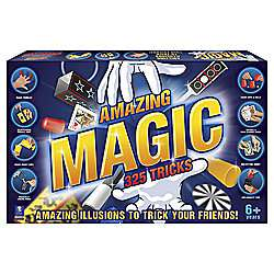 325 Magic tricks - Just £10 from Tesco!