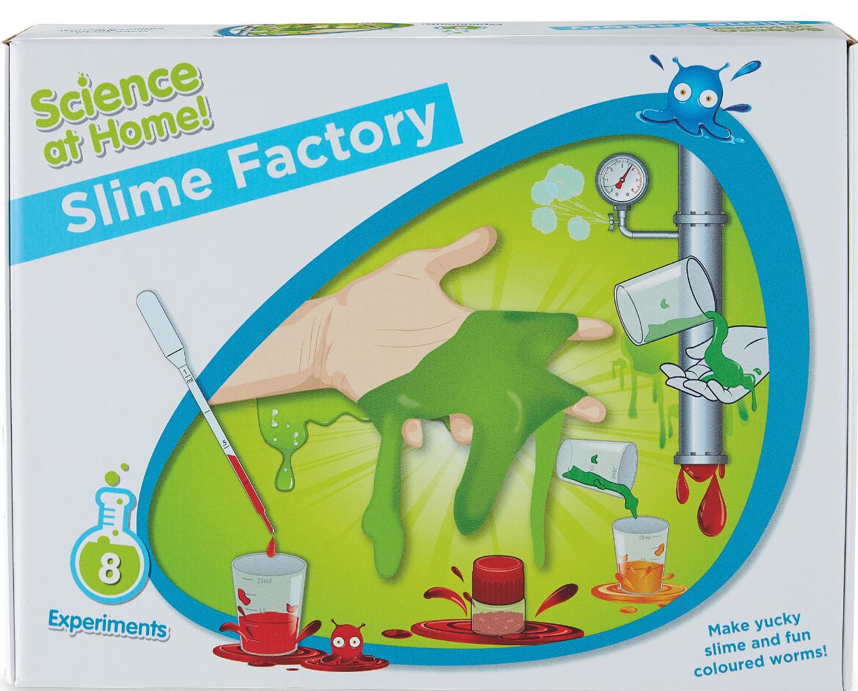 Slime factory £5.99 instore @ Aldi