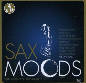 Sax Moods: The Ultimate Collection £8.63 (Prime) / £10.62 (non Prime) at Amazon