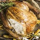 Turkeys £10 (Fresh) - Sainsbury's 2kg - 2.99kg each (£3.40 - £5 per kg) - Serves 4 to 6 - In Store and Online 'till Dec 24th