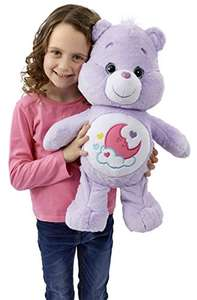 LARGE Care Bear Sweet Dreams Bear Plush Toy £10.32 (Prime) / £15.07 (non Prime) at Amazon