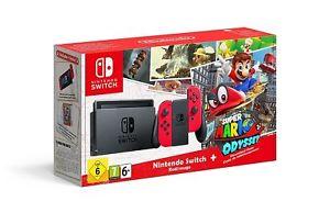 Nintendo Switch Mario Odyssey bundle - £299.99 @ Boss Deals Ebay