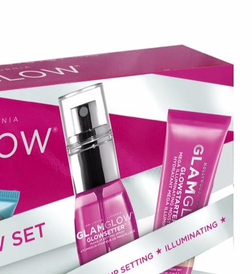 Glamglow Superglow gift set half price at Boots - £27